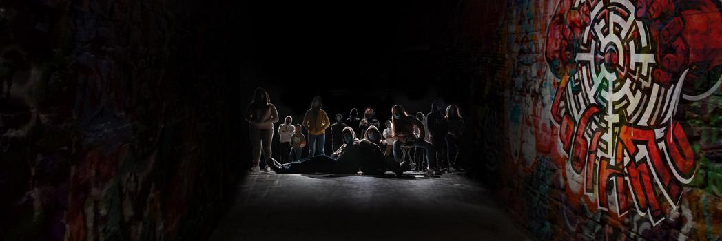 il labirinto - politico poetico - teatro dell'argine - bologna